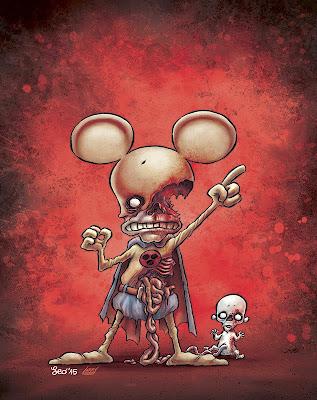 Rat-Man Collection #108 - Il trionfo dei morti viventi