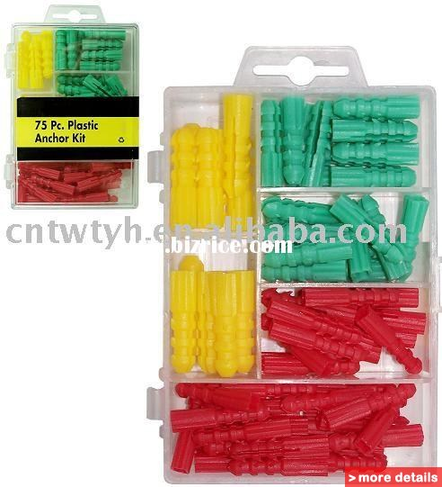 Plastic Anchor Kit4
