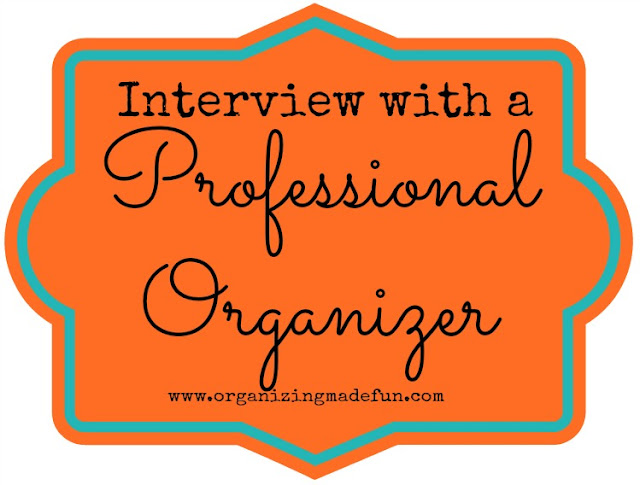 Interview with a Professional Organizer: Aby Garvey | OrganizingMadeFun.com