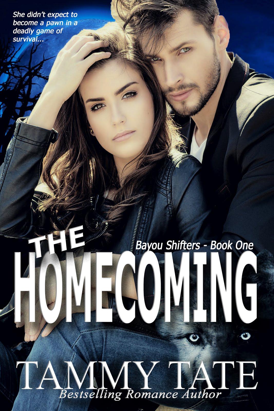 The Homecoming (Bayou Shifters - Book 1) Paranormal Romance