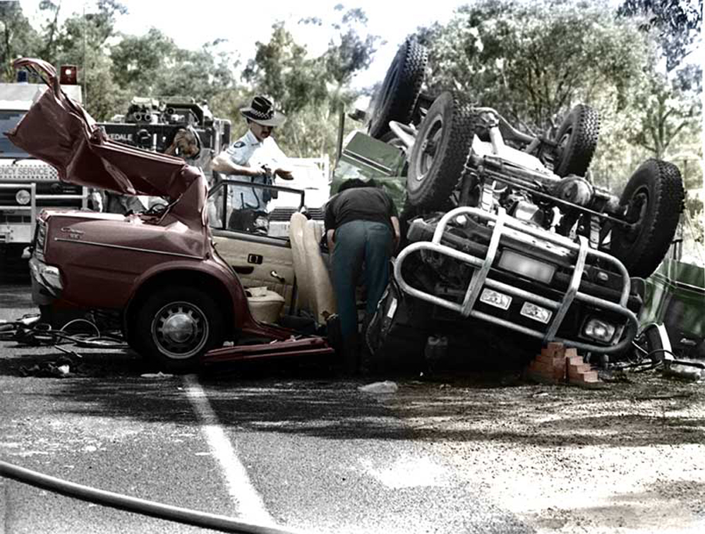 Fatal Car Accident June