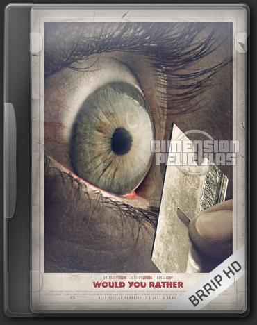 Would You Rather (BRRip HD Inglés Subtitulada) (2012)