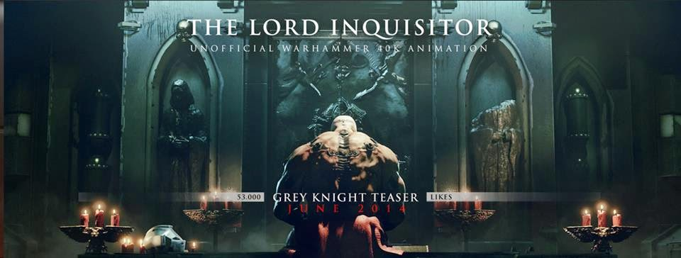 The Lord Inquisitor, la película