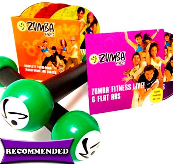 Fitness Music Dvd: Workout DVDs For Women: Zumba Fitness