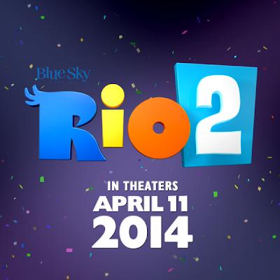 Rio 2 Banner Teaser
