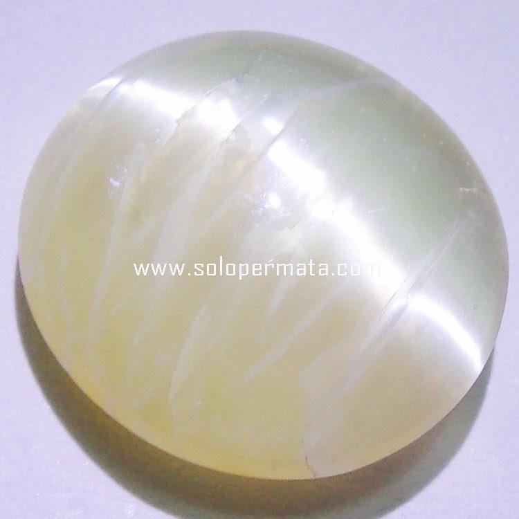 Batu Permata Opal Cat Eye - 25A08