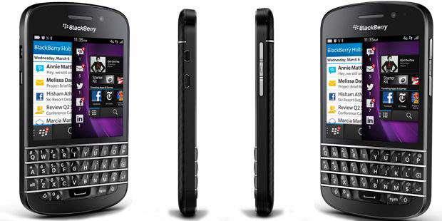 BlackBerry Z10 Fitur dan Spesifikasi harga