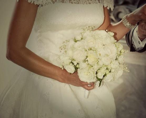 Bouquet de matrimonio de Magdalena de Suecia