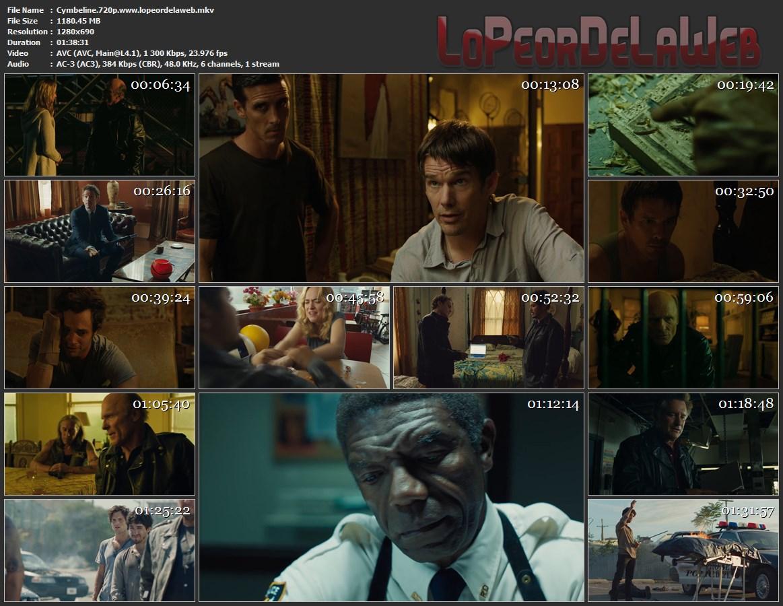 Cymbeline (2014) BRrip 720p Subtitulos Latino