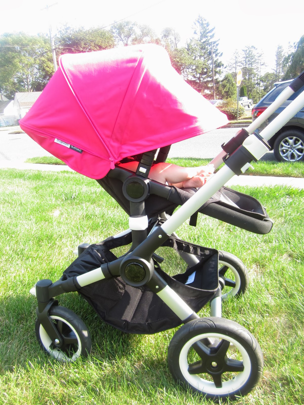 Bugaboo Buffalo Review & ROLL her STROLLER: Bugaboo Buffalo Review