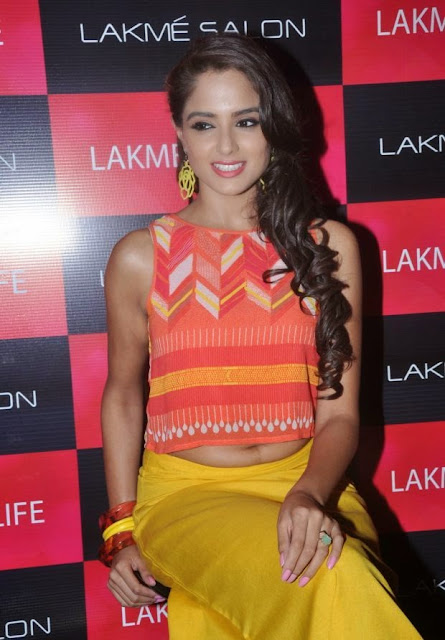 Asmita Sood Stills at Lakme Salon Launch 4.jpg