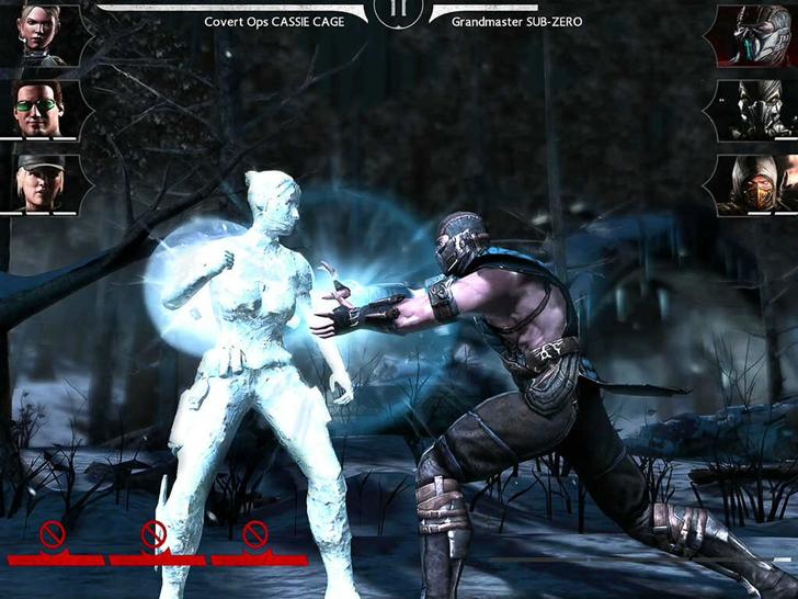 MORTAL KOMBAT X Free App Game By Warner Bros.
