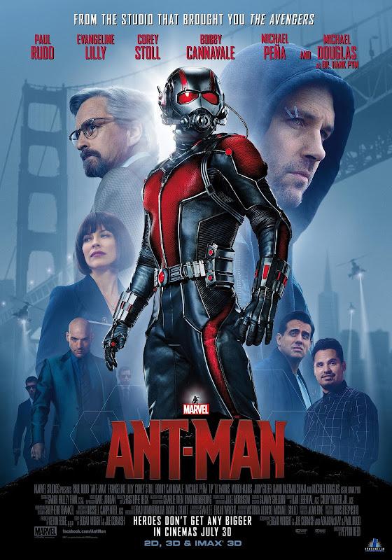 ตัวอย่างหนังใหม่ : Ant-Man (มนุษย์มดมหากาฬ) ซับไทย poster3