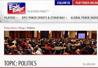 The Epic Poker League blog
