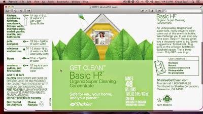 label basic h2