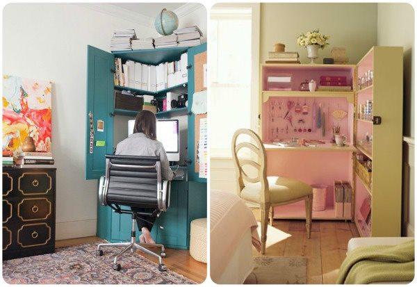 El detalle que hace la diferencia espacios peque for Acomodar muebles en espacios pequenos