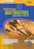 toko buku rahma: buku SERIBUPENA MATEMATIKA UNTUK SMA KELAS XI, pengarang husein tampomas, penerbit erlangga
