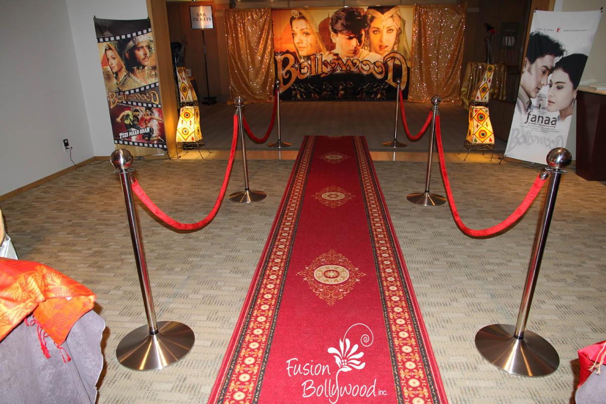 Calgary wedding blog: Bollywood Theme party at westin ...