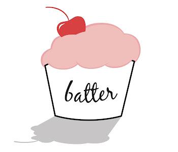 batter cupcakes
