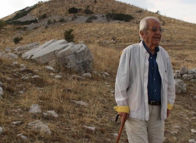 Ilias Simopoulos, modern Greek poet