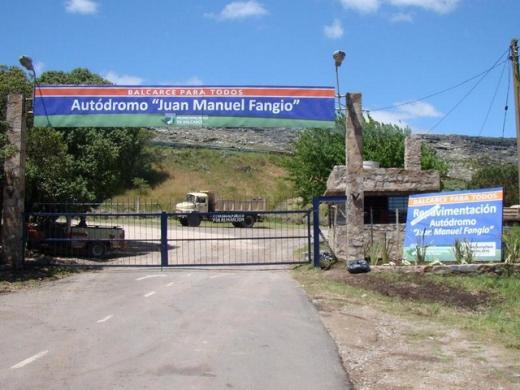 El reten acreditaciones for Puerta 9 autodromo