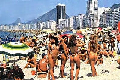 Uma Das Primeiras Propagandas Relacionadas A Copacabana