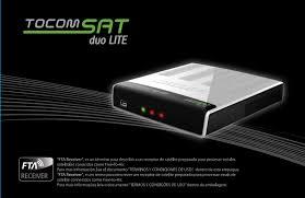 Actualización Tocomsat Duo Lite v 219 30 Agosto 2013