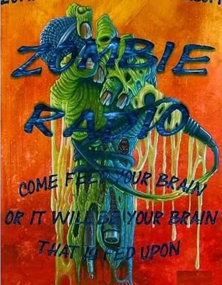 Join Us on the Twitterverse!! New Zombie Radio Episodes Coming Soon!
