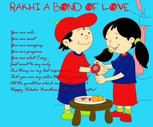 Rakhi Festival Messages