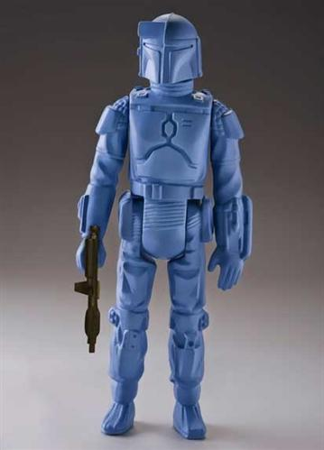"Premier Guild Exclusive Rocket Firing Boba Fett Prototype 12"" Jumbo Vintage Kenner Star Wars Action Figure by Gentle Giant"