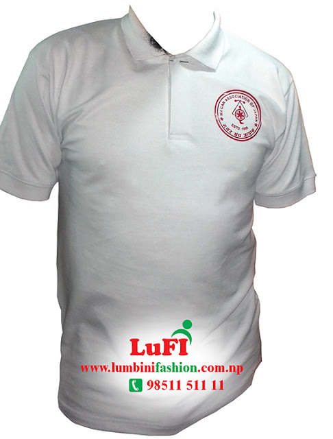 T-Shirt Nepal Make with print your logo and organization name | Make T-Shirt Nepal