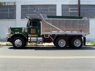 AutoCar Dump Trucks-2