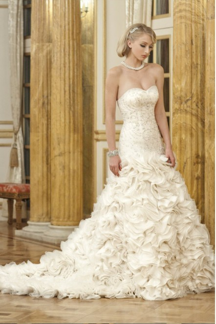honey buy wedding dresses of the day pearl bridal 2012 With pearl wedding dresses