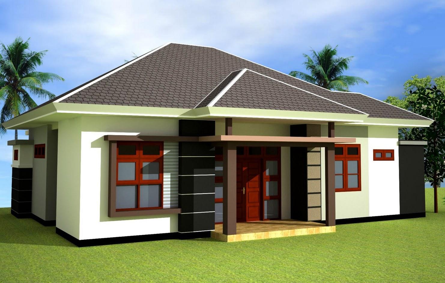 Image Result For Model Atap Rumah Minimalis Yang Cantik Nan Menawan