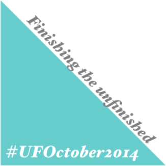 U.F.October Button 2014