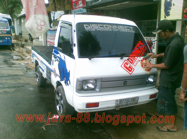 Suzuki Carry Pick-Up title=