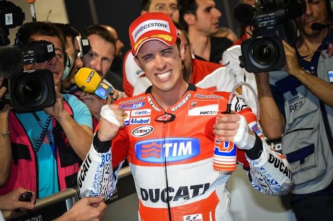 Hasil Kualifikasi MotoGP Qatar 2015 - Dovi Raih Pole!