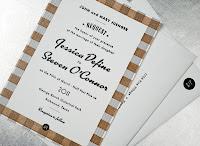 Offset Printing Invitation Cards