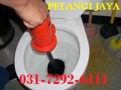 Cara Mengatasi WC Buntu