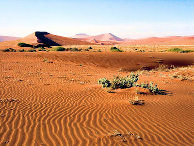 Deserto da Namibia - África