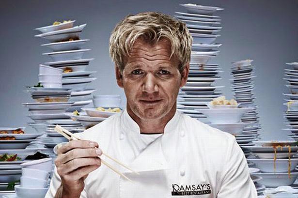 Gordon Ramsay arrête Cauchemar en cuisine