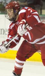 Hockey East: Hohmann OT Goal Earns BU A 3-2 Win