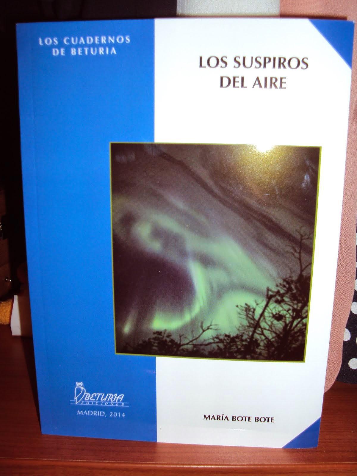 Mi tercer libro publicado