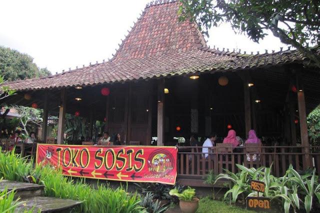 Wisata Kuliner Bandung rumah sosis