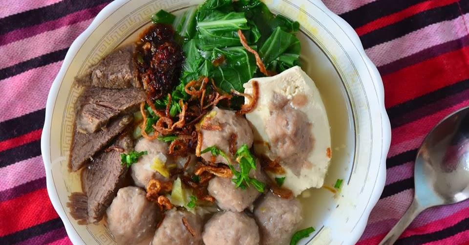 Di celah-celah kehidupan: Resepi Bakso Daging