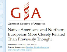 "2013 Journal ""Genetics"" Publishes Genetic Evidence Supporting Out of Europe Theory"