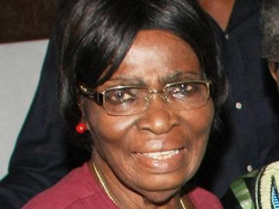 Professor Kimane Okonjo