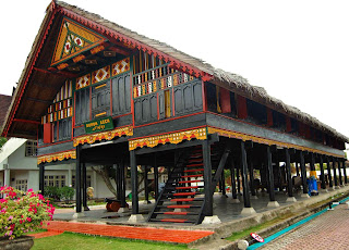 Rumoh Aceh - Traditional Houses of Aceh