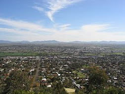 Places I've lived: Tamworth, NSW