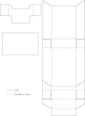 Cigarette Box Template | Cigarette Box Template